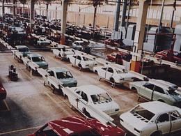 Toyota a produit 9 millions de voitures en Europe