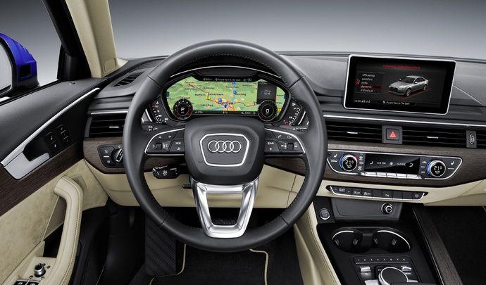 Audi : l'alerte à feu vert bientôt commercialisée