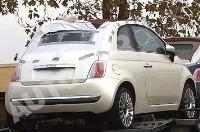 Fiat 500 Cabriolet: révélée au Salon de Genève