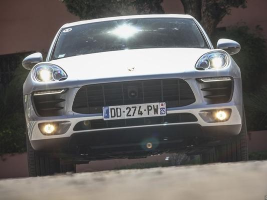 Porsche Macan : un diesel de plus aux USA