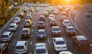 Embouteillages : toujours plus de temps et d'argent perdus en 2018
