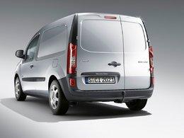 Mercedes : les utilitaires seront vendus entretien inclus