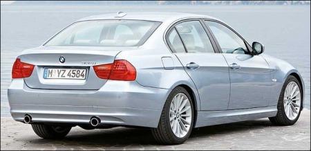 Future BMW Série 3 phase 2 : c'est elle !