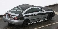 Future Mercedes Classe E Coupé: toit panoramique au programme