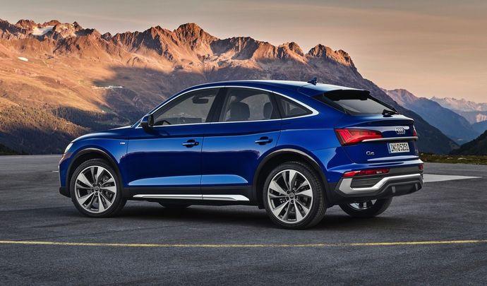 Présentation vidéo - Audi Q5: voici le Sportback