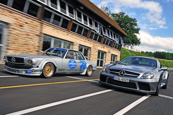 Mercedes-Benz SL65 AMG Black Series : toutes les photos (45 HD + 26 bonus) !