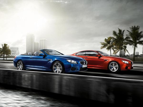 Nouvelle BMW M6 : toutes les photos et vidéos