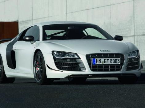 L'Audi R8 V10 GT Plus très bientôt dévoilée