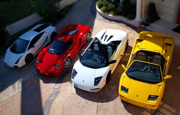 Les plus beaux garages du monde, le retour ! (90 photos)