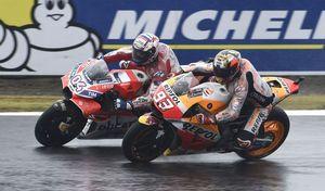MotoGP - Japon J.3: Dovizioso a l'étoffe des héros