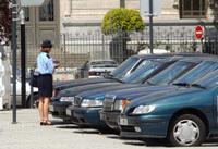 Les PV de stationnement illégaux