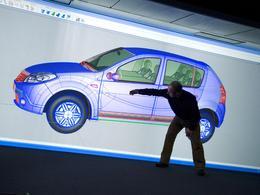 (Actu de l'éco #44) Renault viserait les 3 millions en 2013...