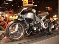 Salon de la moto 2007 : Buell par Lazareth