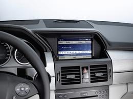 Une appli iPhone et Blackberry pour déverrouiller sa Mercedes et la repérer
