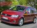 Volkswagen : le nouveau Touran arrive bientôt !