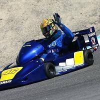 Moto GP - Laguna Seca: Rossi a déjà pris ses quartiers en Kart