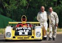 Le Mans Classic : Renault fête les 30 ans de sa victoire