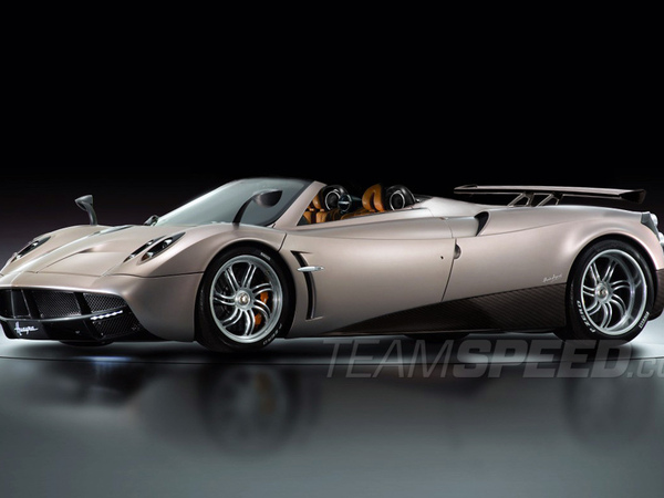 Pagani Huayra : à quand la version Roadster ?