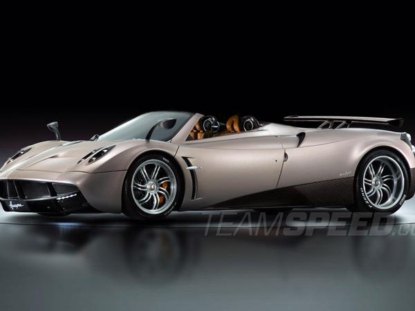 Pagani Huayra : à quand la version Roadster ?