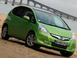 Honda confirme le renouvellement de la Jazz hybride