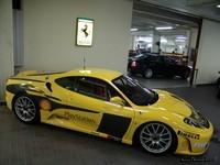 Photo du jour : Ferrari F430 Challenge