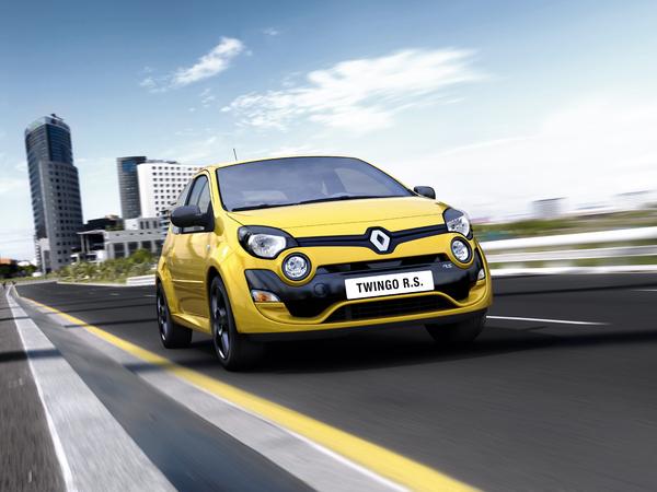 Renault Twingo R.S restylée : les détails et les tarifs