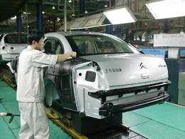 PSA progresse deux fois plus vite que le marché en Chine