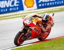 Moto GP - Malaisie J.3: Dani Pedrosa gagne à Sepang