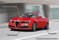 Une grande Alfa en 2010