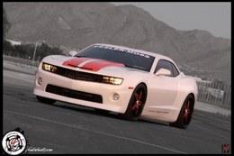 Chevrolet Camaro Limited Edition par Fesler Moss : méchante mais un peu chère