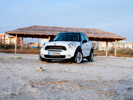 Le Mini Countryman débarque en Chine, à plus de 53 000 dollars