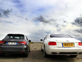 Cara Drag Race : Bentley Flying Spur V8 507 ch vs Audi S1 231 ch