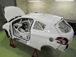 Les futures Peugeot 208 R2 et R4T en préparation