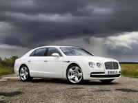 Essai vidéo - Bentley Flying Spur V8 : access first-class