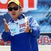 Moto GP - Laguna Seca D.1: Rossi frappe d'entrée