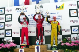 Aaro Vainio, vice-champion du Monde de Karting, rejoint SG Formula