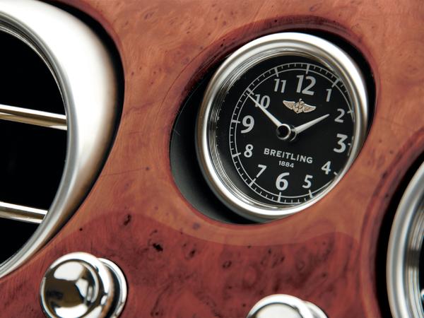 Bentley et Breitling, c'est reparti pour un tour