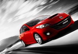 Salon de Genève: Premières photos de la Mazda3 MPS!