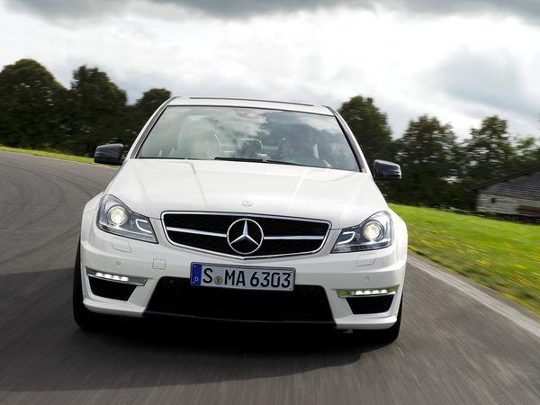 Officiel : nouvelle Mercedes C63 AMG, toujours musclée et toujours atmosphérique