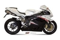 Ligne Mivv Sport Suono pour la MV Agusta F4
