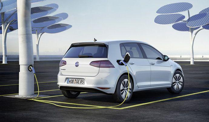 Mondial de Paris 2016 : un concept d'électrique important chez Volkswagen