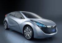 Salon de Séoul 2009 : le Concept Hyundai Blue-Will hybride rechargeable
