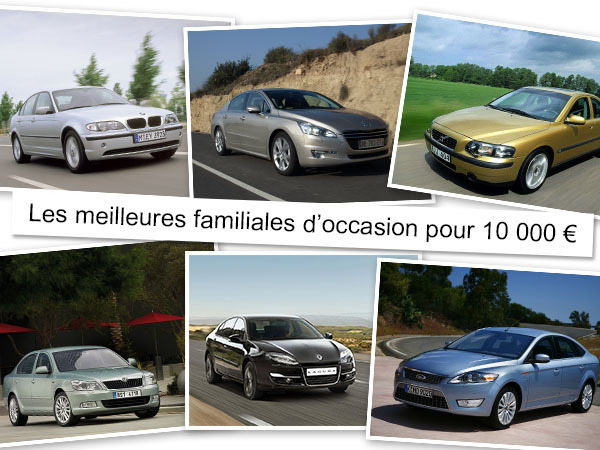 voiture occasion 10000 euros meilleur voiture occasion moins de 10000 euros six voitures. Black Bedroom Furniture Sets. Home Design Ideas