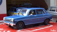 MINIATURE : 1/43ème - SIMCA (Chrysler) 1100TI