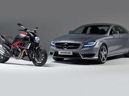 Le fabricant de motos Ducati racheté par un constructeur automobile allemand ?