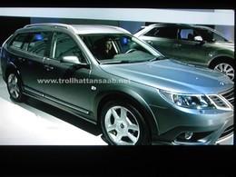 Genève 2009 : la Saab 9-3X devrait y être