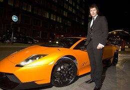 James Blunt, Italiennes et top models : Lamborghini soutient le Calendrier Pirelli