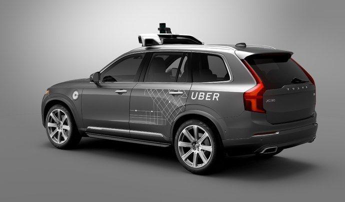 Volvo et Uber s'associent pour développer des voitures autonomes