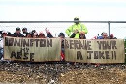 GP de Grande Bretagne F1 à Donington : une farce ?