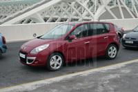 Le Nouveau Renault Scénic 3 se promène déjà en ville!